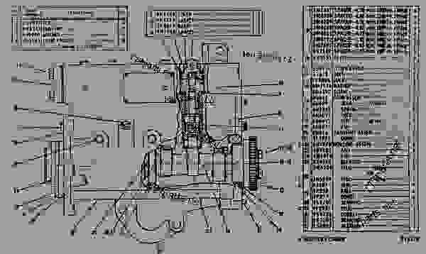 c216678 4n0817 fuel injection pump group ��������� ������ caterpillar 3406 cat engine wiring diagram at edmiracle.co