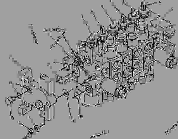Bobcat 753 Hydraulic Control Valve Diagram as well Cat 416 Backhoe Transmission Diagram together with Cat 420e Wiring Diagram besides Cat 416b Wiring Diagram besides 97 Freightliner Wiper Fuse Location. on wiring diagram cat 416b backhoe