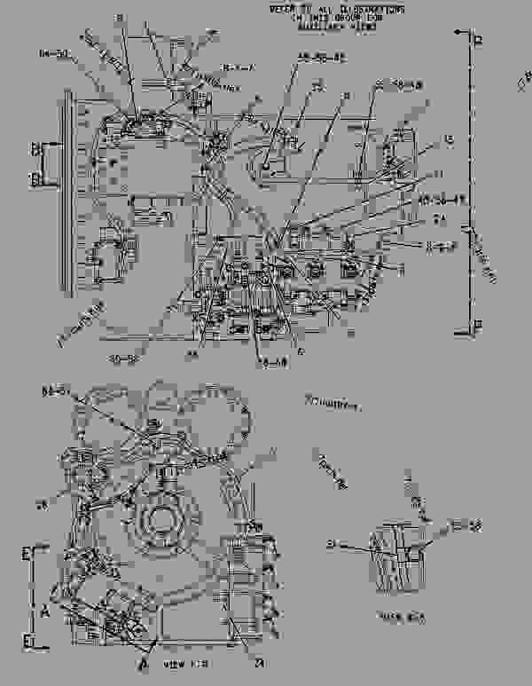 Схема запчастей 1969238 CONTROL GROUP-DIFFERENTIAL LOCK   - Самосвалы с шарнирно-сочлененной рамой Caterpillar 730 - 730 Articulated Truck AGF00001-UP (MACHINE) POWERED BY 3196 Engine POWER TRAIN | 777parts