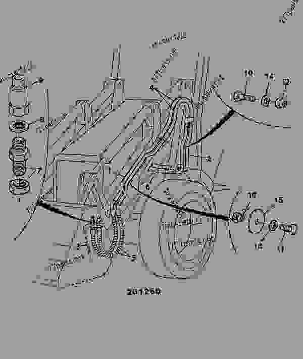 Схема запчастей CIRCUIT, LOADER, AUXILIARY - AGRICULTURAL JCB 1CX - BACKHOE LOADER, 9802/6210, M751000- HYDRAULICS & AIR INCLUDING, STEERING HOSE & PIPEWORK CIRCUIT, LOADER, AUXILIARY | 777parts
