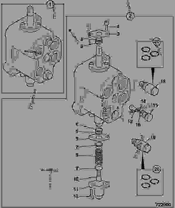 Схема запчастей VALVE, AUXILIARY, COMPONENTS, EXCAVATOR, GEAR PUMP - CONSTRUCTION JCB 3CX SUPER P/S - REGULAR BACKHOE LOADER , 9802/9800, M0930000- HYDRAULICS & AIR INCLUDING, STEERING VALVES & HYDRAULIC FILTERS VALVE, AUXILIARY, COMPONENTS, EXCAVATOR, GEAR PUMP | 777parts