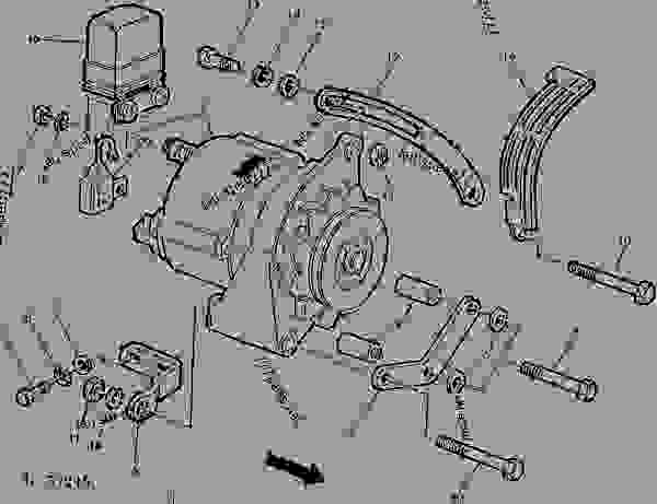 Wiring Diagram For Jd 2030 on john deere 6420 parts diagram