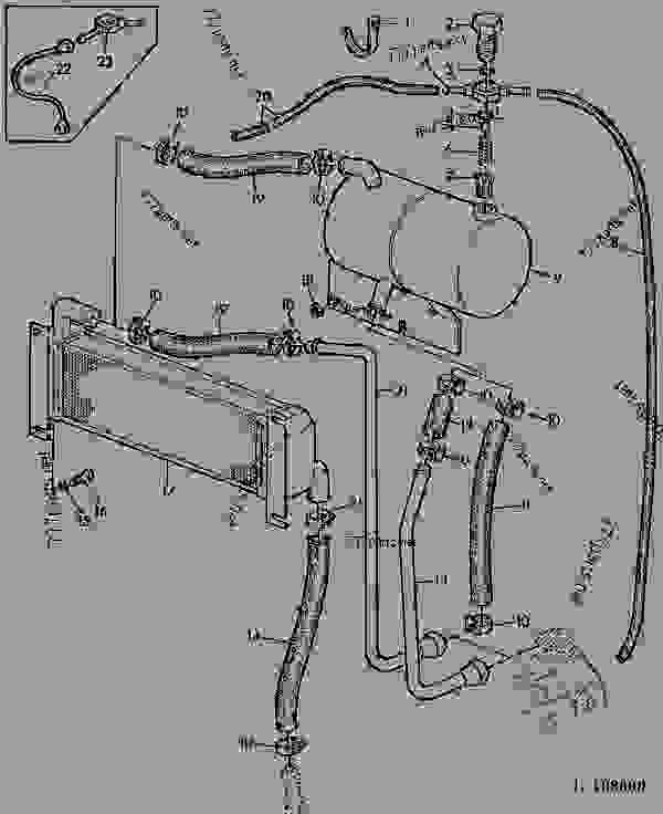 John Deere 2140 Fuse Box on john deere planter wiring diagram