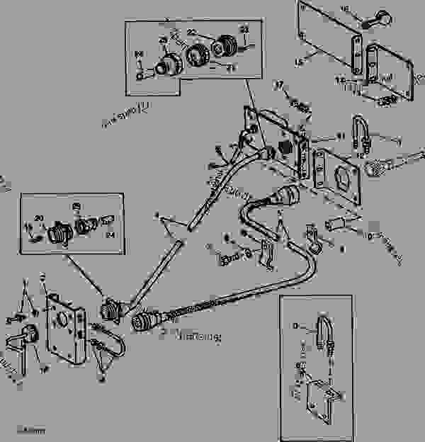john deere 7000 planter wiring harness   38 wiring diagram