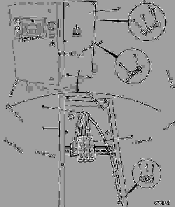 circuit breaker box  assembly